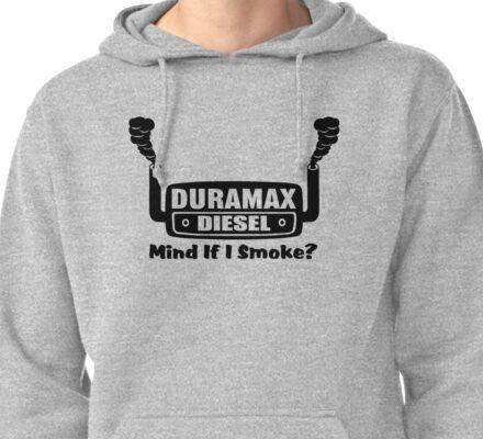 Duramax Pullover Hoodie
