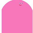 LocoRoco Pink Priffy by justjasper