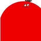 LocoRoco Red Pekeroné by justjasper