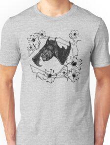 Bat in Apple Tree Ladies T-Shirt by HNTM Unisex T-Shirt