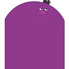 LocoRoco Purple Viole by justjasper