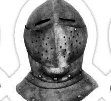 The Knight III Sticker