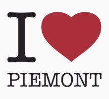 I ♥ PIEMONT by eyesblau