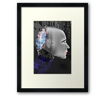 android XXI Framed Print