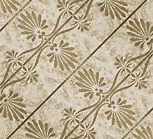 Decorative Swirls Pattern by DFLCreative