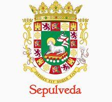 Sepulveda Shield of Puerto Rico Unisex T-Shirt