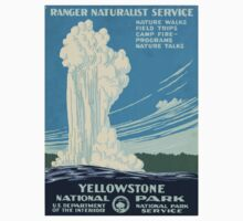 Yellowstone National Park Kids Clothes