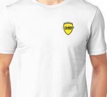 Ferrari 348 Brotherhood / Color / Small Shield  Unisex T-Shirt
