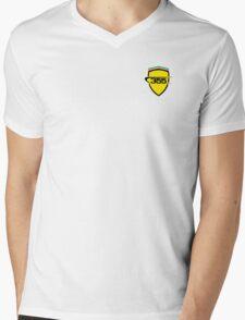 Ferrari 355 / Small Color Shield  Mens V-Neck T-Shirt