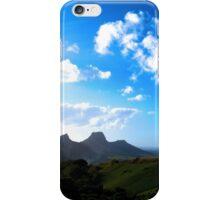 Mauritius (1) iPhone Case/Skin