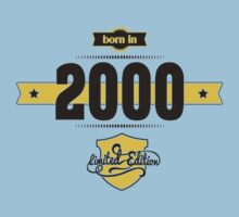 Born in 2000 (Choco&Yellow) by ipiapacs
