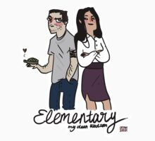 Elementary by captainshroom