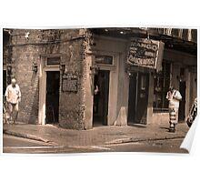 New Orleans Tavern Poster