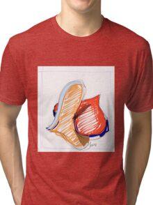 Sketchy Affair Tri-blend T-Shirt