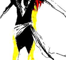 Dark Phoenix Rising Sticker