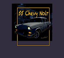 55 Chevy Noir Unisex T-Shirt