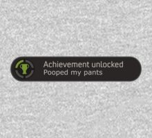 Achievement Unlocked Shirt Kids Clothes
