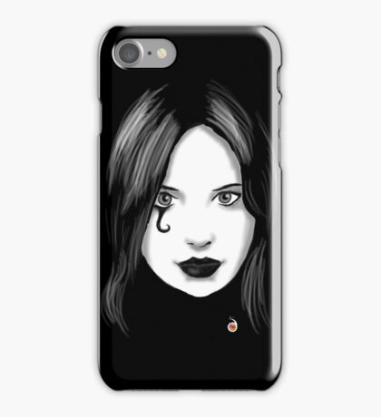 Sandman's Death iPhone Case/Skin