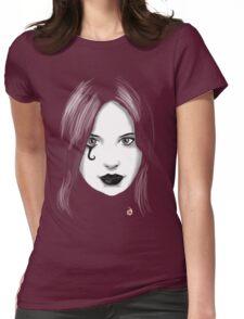 Sandman's Death Womens Fitted T-Shirt
