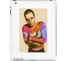 Trainspotting Print iPad Case/Skin