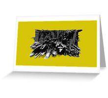 3D Photo Splash Greeting Card