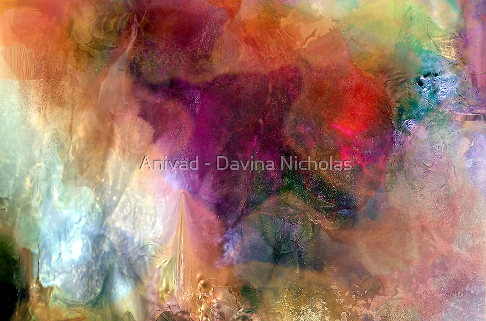 Monarch Red by Anivad - Davina Nicholas
