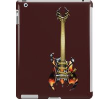 Gothic Bat Guitar iPad Case/Skin