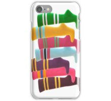 Retro Tube Socks iPhone Case/Skin