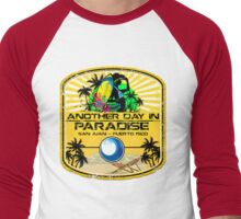 San Juan Paradise Men's Baseball ¾ T-Shirt