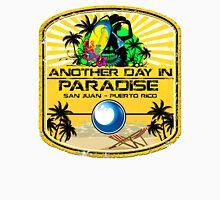 San Juan Paradise Men's Baseball ¾ T-Shirt