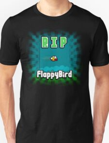 Flappy Bird R.I.P. Unisex T-Shirt