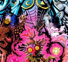 Zelda - Majora's Mask Sticker