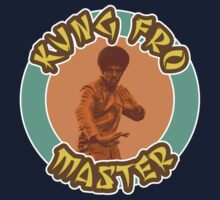 Kung Fro Master by macaulay830