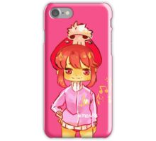kill la kill - nonon jakuzure sticker  iPhone Case/Skin