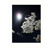 ©TSS The Sun Series XXIX Art Print