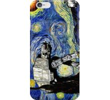 Starry Night versus the Empire iPhone Case/Skin
