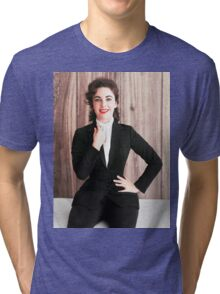 Liz Taylor Tri-blend T-Shirt
