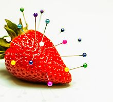 Strawberry Pins by MMPhotographyUK