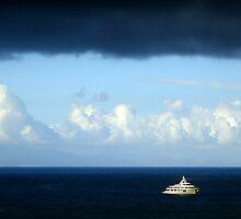 blue sea by habish