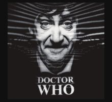 Doctor Who - Patrick Troughton by KingWomble
