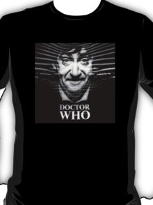 Doctor Who - Patrick Troughton T-Shirt