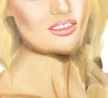 Candice Swanepoel Sticker