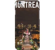 MONTREAL FRAME iPhone Case/Skin