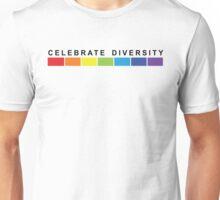 Celebrate Diversity Unisex T-Shirt