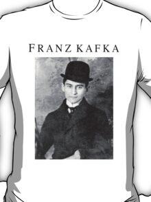 Franz Kafka T-Shirt T-Shirt