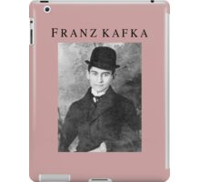 Franz Kafka T-Shirt iPad Case/Skin