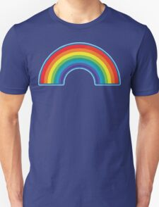 Full Rainbow Unisex T-Shirt