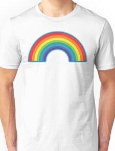 Full Rainbow Unisex T-Shirt