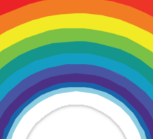 Full Rainbow Sticker