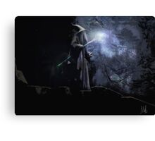 Gandalf The Grey.  Canvas Print